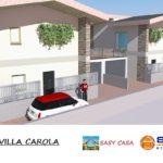 Villa nuova costruzione Busto Arsizio