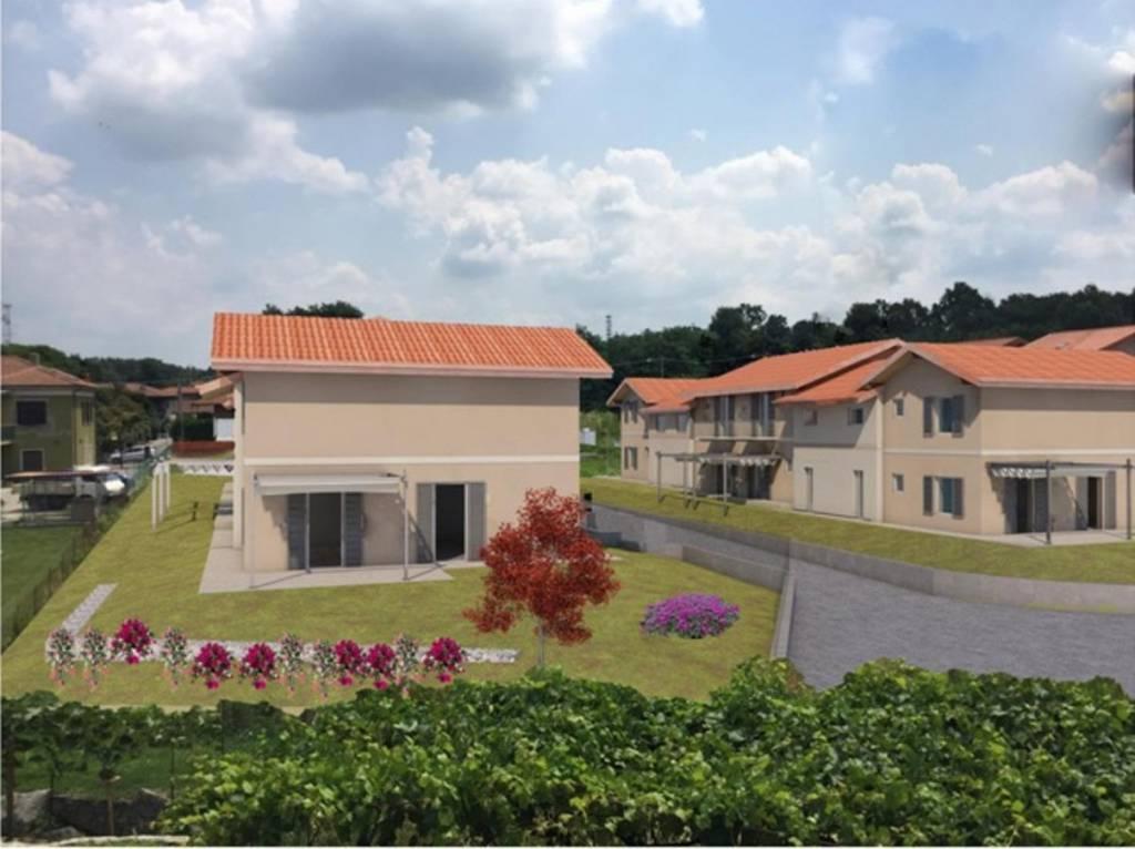 Ispra – Villa a Schiera – 03756