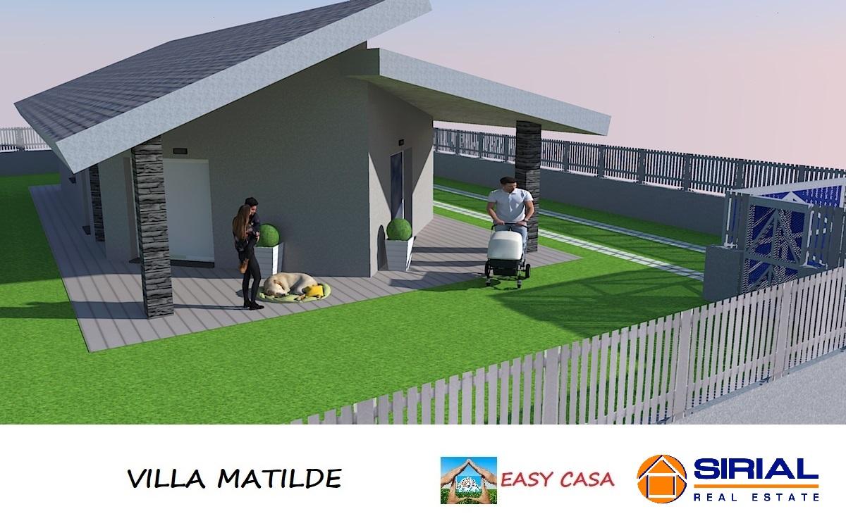 Cassano Magnago – Villa nuova – 03517