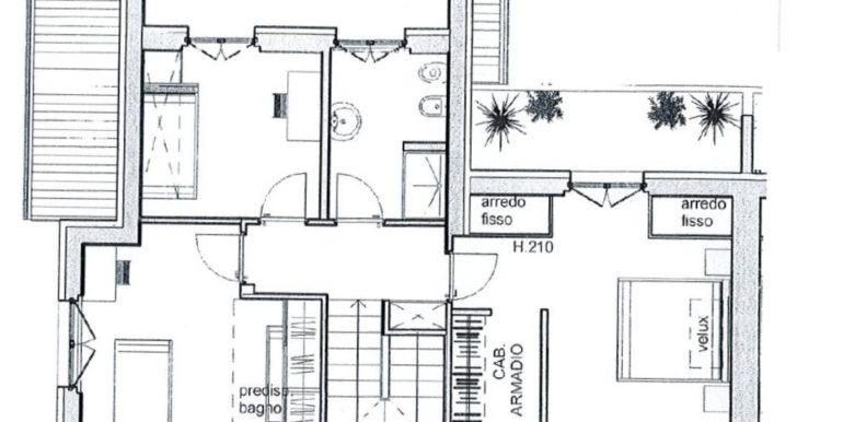 piantina villa n.2-p1-