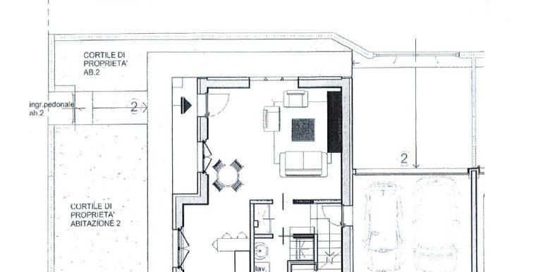 piantina villa n.2 -pr-