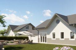 Nuova Porzione Villa Bifamiliare Gallarate Vendita